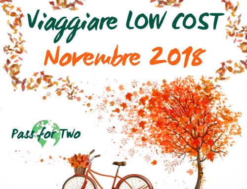 Dove andare a Novembre 2018: destinazioni e offerte low cost