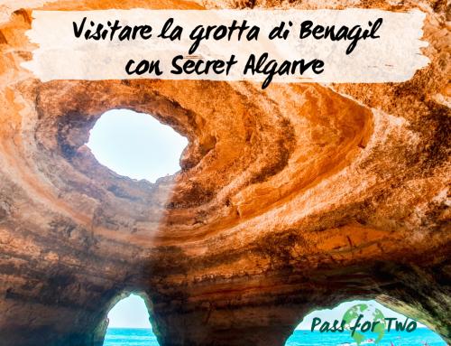 Visitare la grotta di Benagil con Secret Algarve