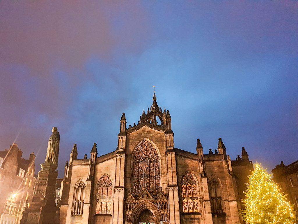 Edimburgo Cattedrale