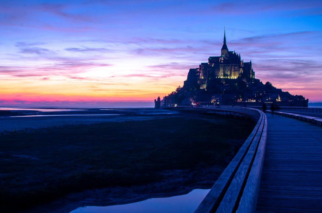 Francia - Mont Saint Michel