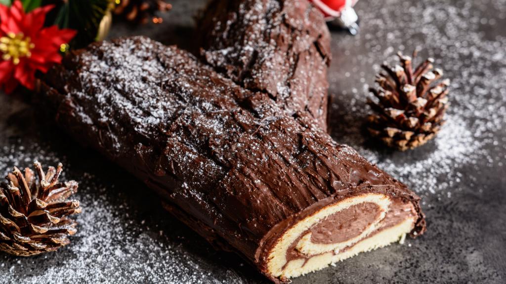 piatti natalizi francia