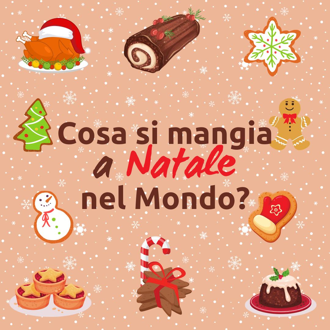 piatti di Natale dal mondo