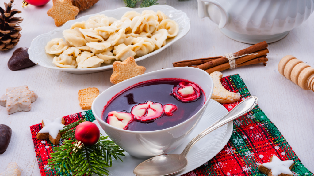 cosa si mangia a Natale in Polonia