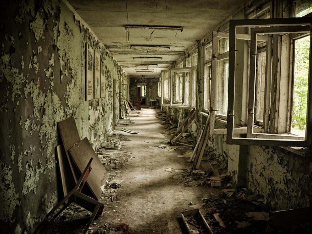 visitare chernobyl